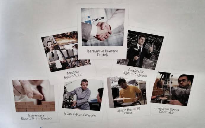 İşbaşı eğitim programı başvuru evrakları