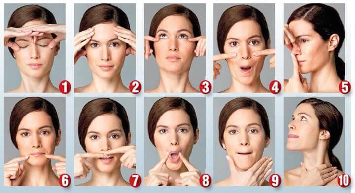 Yüz yogası nasıl yapılır faydaları nelerdir