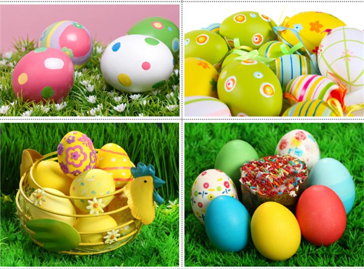 yumurta boyama hobisi