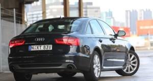 Audi A6 yakıt tüketimi az lüx katagori