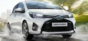 Toyota yaris az yakıt tüketimi yüksek güç