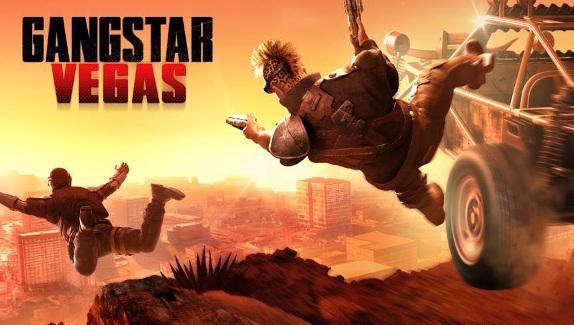 Gangstar Vegas APK oyunlar
