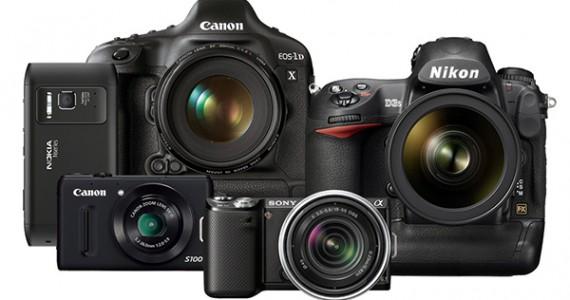 profesyonel fotoğraf makinası alırken