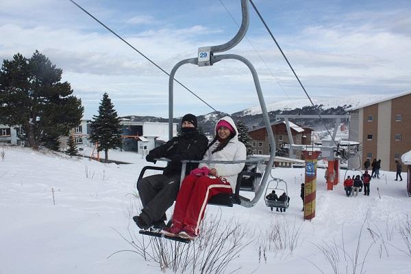 kayak tatili uludağ