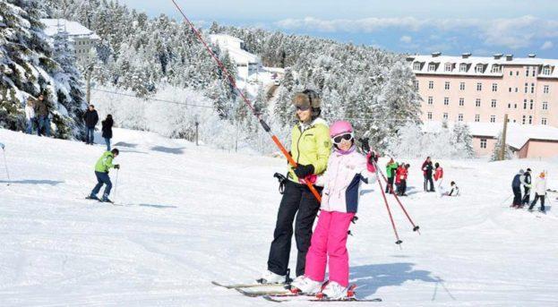 Uludağ'da En Uygun Kayak Tatili Nasıl Yapılır ?