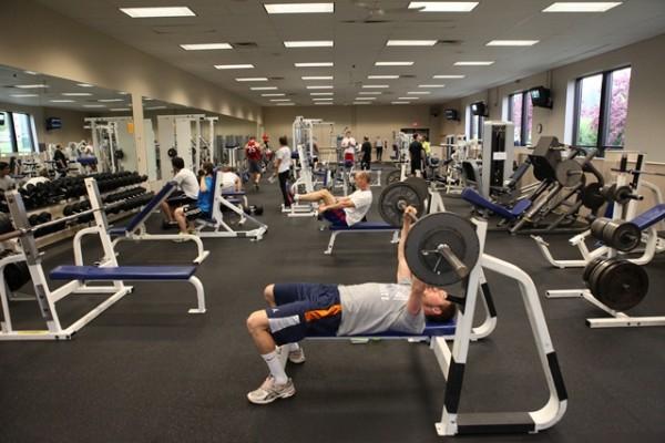 Sporsalonunda olması gereken aletler ve makinalar