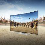 curved televizyonlar