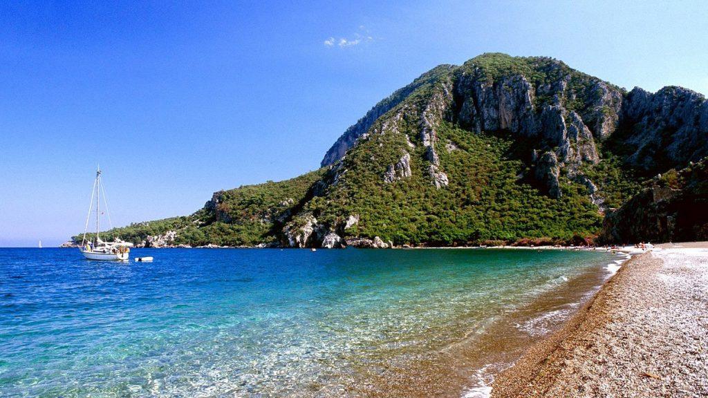 cırali plajı