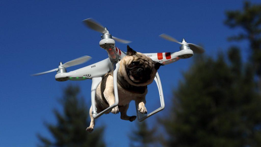 drone özellikleri