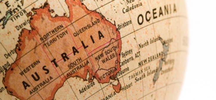 Avustralyaya vize bir gezi için ön koşul