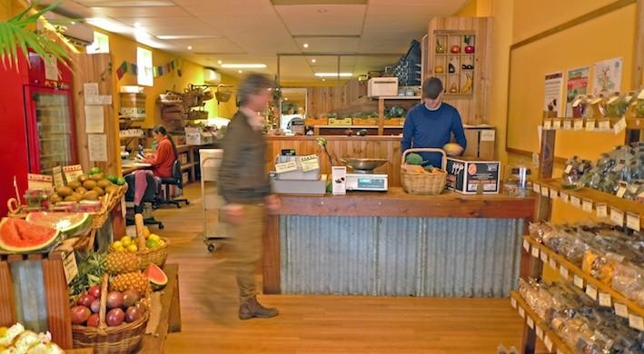 Organik gıdalar satarak para kazanmak
