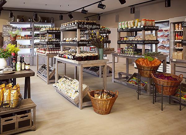 Organik ürünler satmak