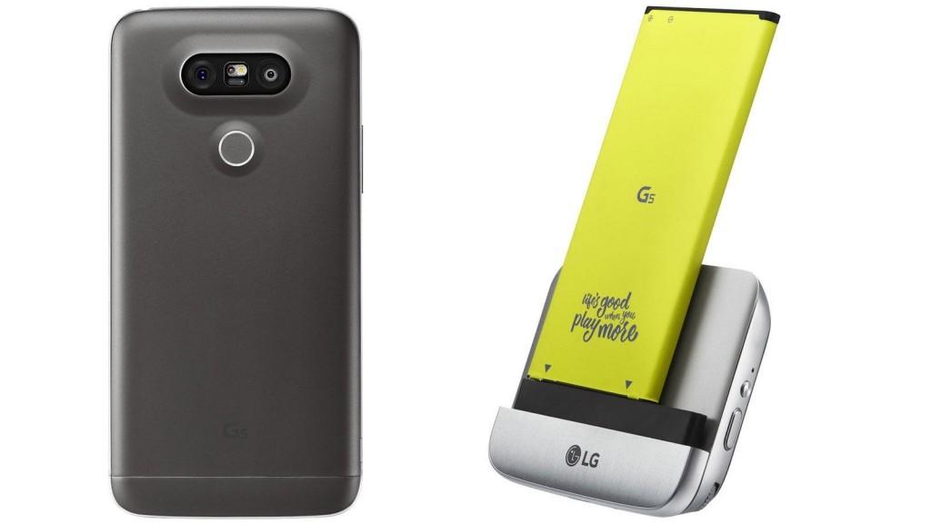 Lg G5 kullanımı