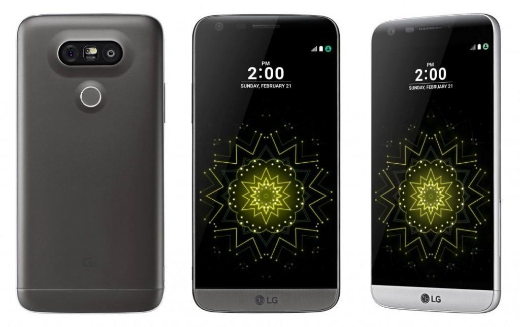 Lg G5 teknik özellikleri