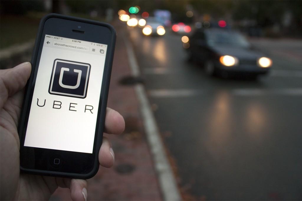 Uber kullanmak