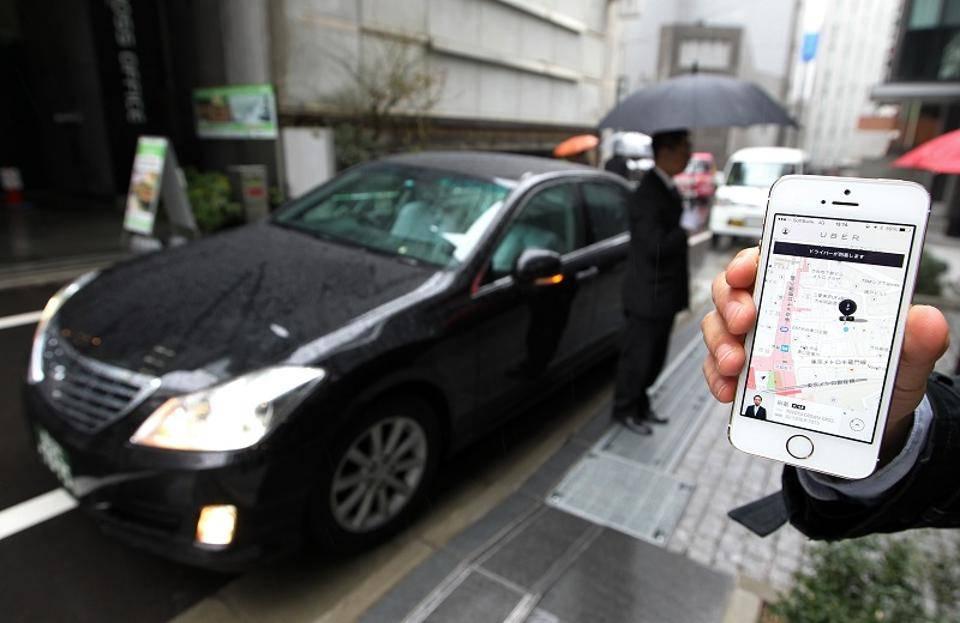 Uber ek iş