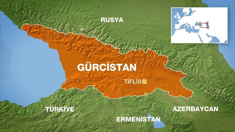 Gürcistan vatandaşı olmak istiyorum