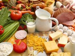 Vitaminlerin bulunduğu besinler