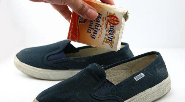 Ayakkabılardaki Kötü Koku Nasıl Giderilir?