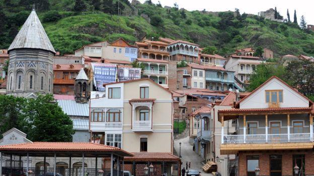 Gürcistan'da ev almak