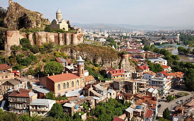 Gürcistan'da ev sahibi olmak