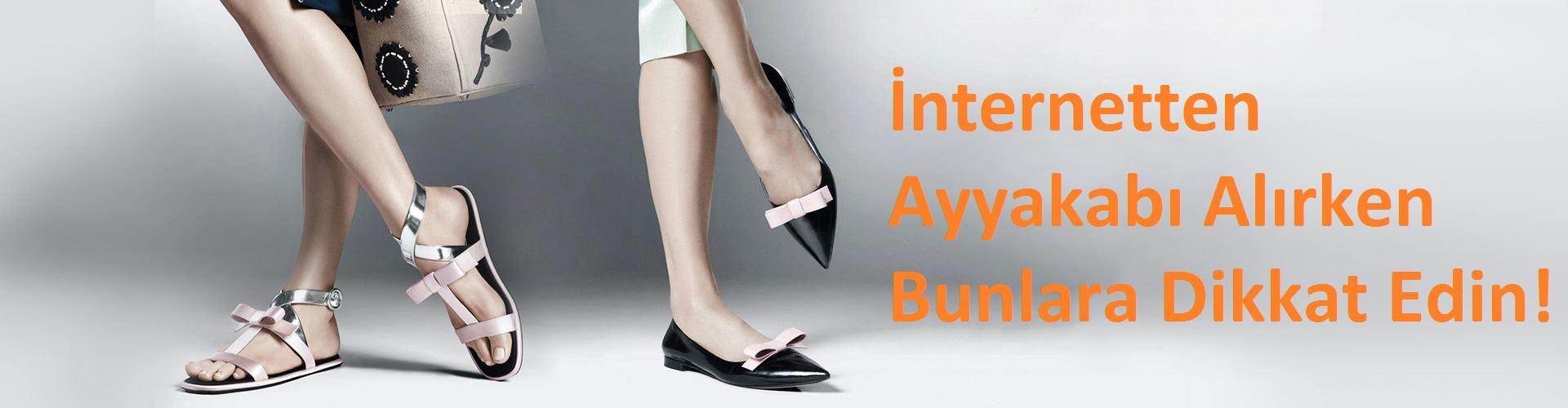 İnternetten ayakkabı almak
