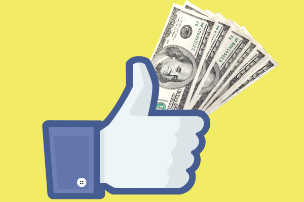 Facebook'tan Para kazanma
