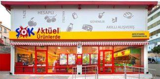 Şok markette maaşlar