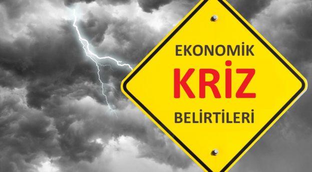 Ekonomik Kriz'in Belirtileri Nelerdir?