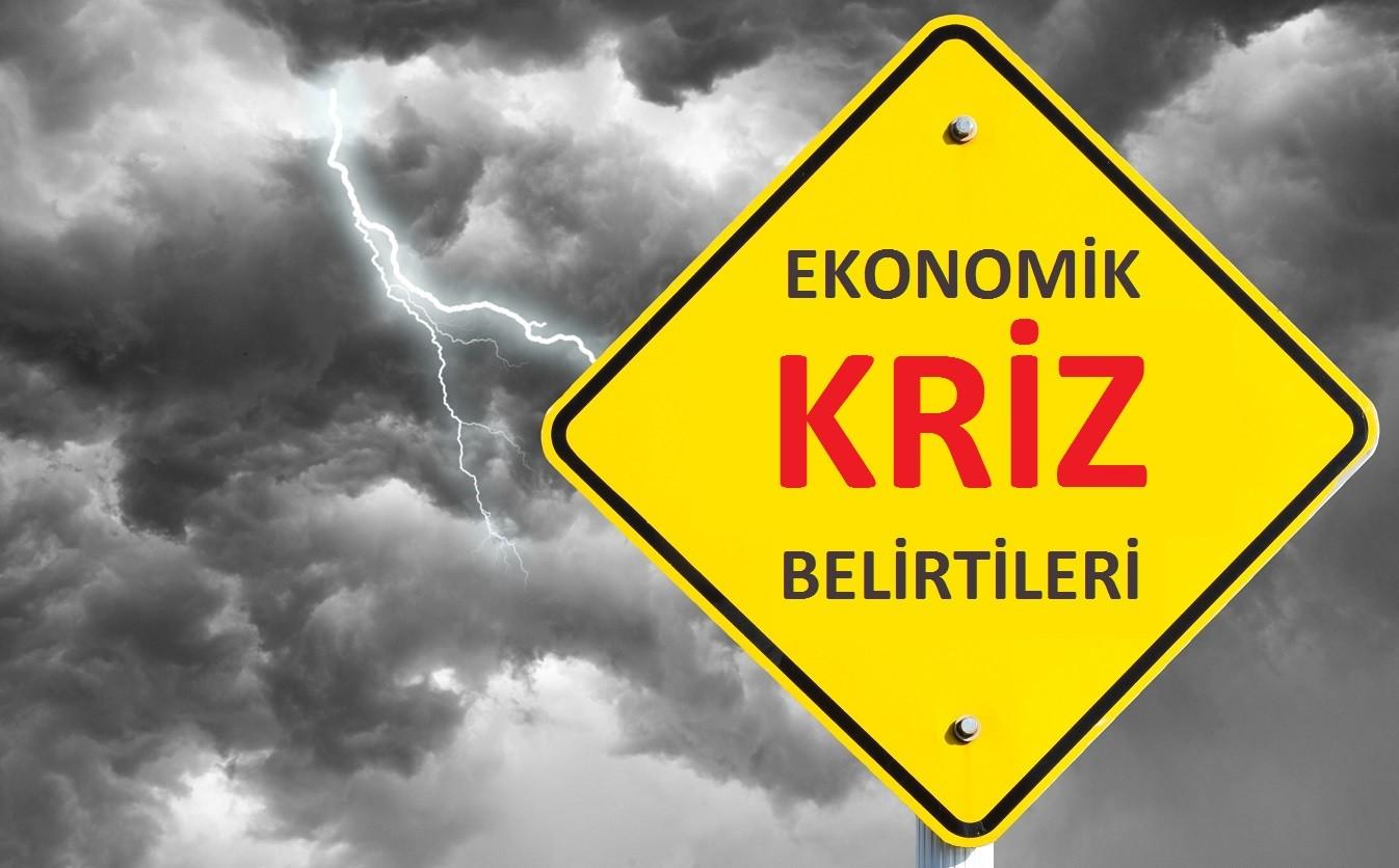 Ekonomik Kriz Belirtileri Nelerdir?