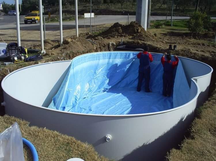 Hazır havuz satma