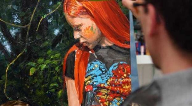 Resim Çizerek Para Kazanmak | Resim Satma İş Fikri