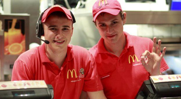 McDonalds'ta Maaşlar ve Çalışma Şartları