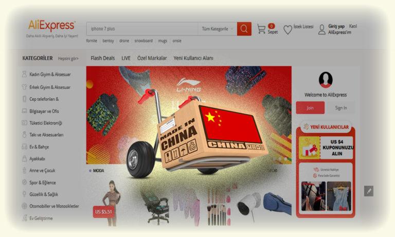 Çin'den Kapıda Ödeme İle Alışveriş Yapılır Mı?