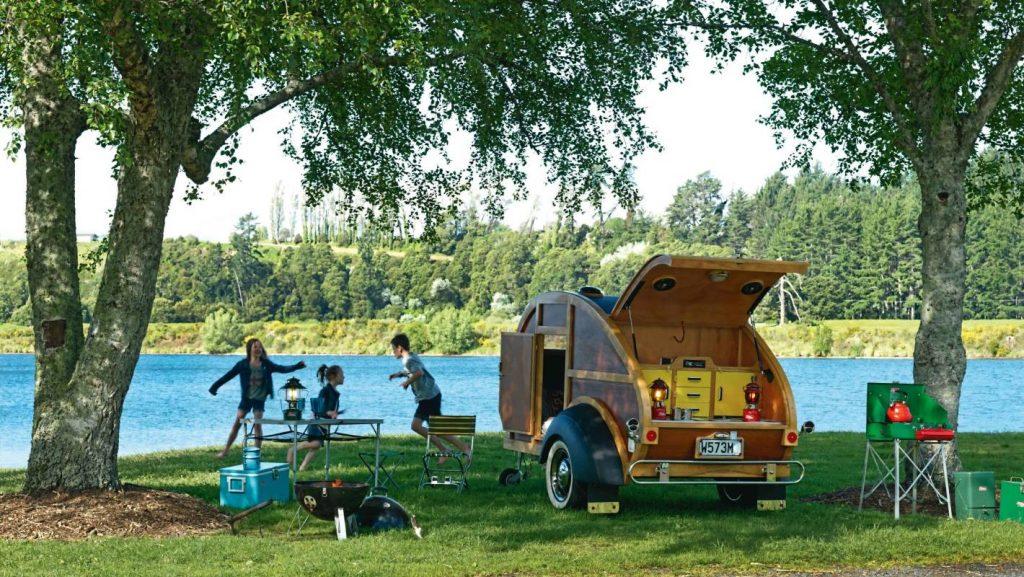 karavan tatili